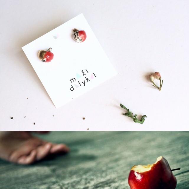 Raudoni rojaus obuoliukai